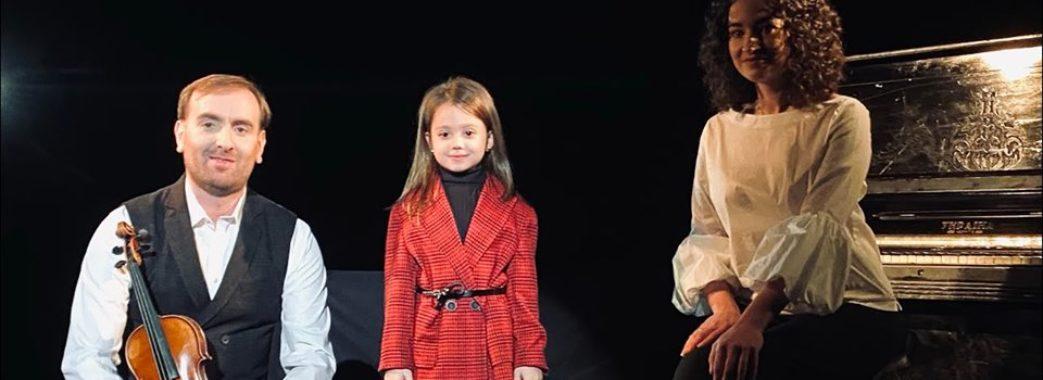 Божики презентували неймовірно зворушливе відео із 5-річною ужгородкою (Відео)