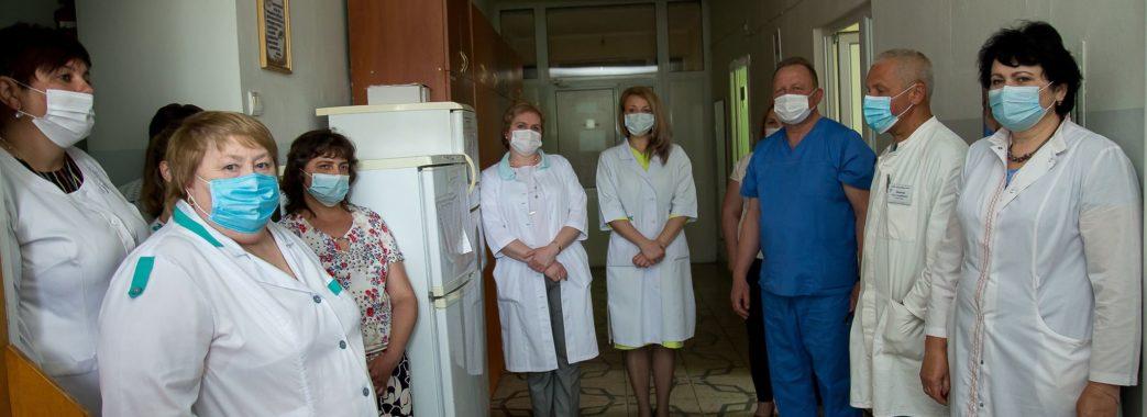 Старосамбірська районна лікарня прийматиме хворих на коронавірус