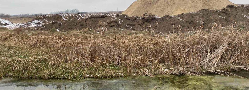 Замість ведення сільського господарства – самовільна забудова: на Пустомитівщині виявили земельного порушника