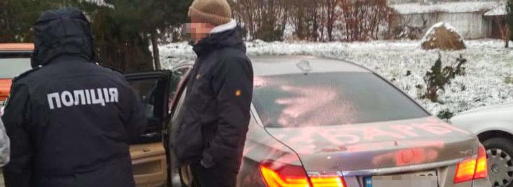 Дрогобицький молодик «викрав» та помістив у багажник свого товариша