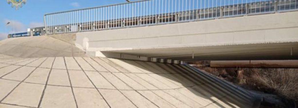 Виділили понад 13 мільйонів гривень: у Буську завершують ремонт моста через Полтву
