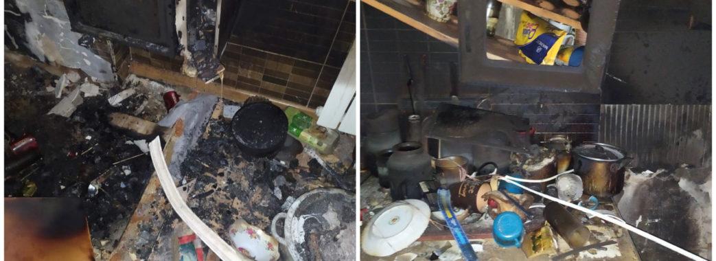 «Не знаю, як пережити зиму»: жінка зі Стебника, у якої згоріла квартира, благає про допомогу (ВІДЕО)