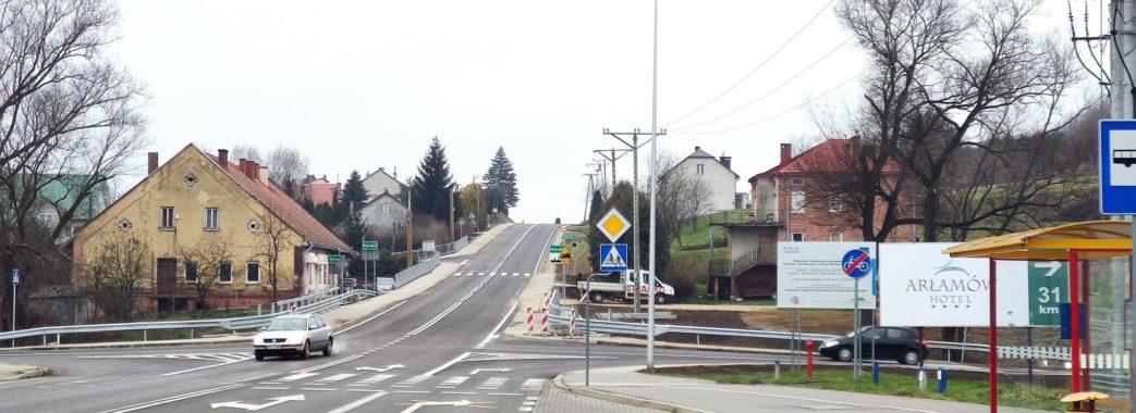 Польща вже завершує ремонт дороги до нового пункту пропуску на Старосамбірщині (ФОТО)