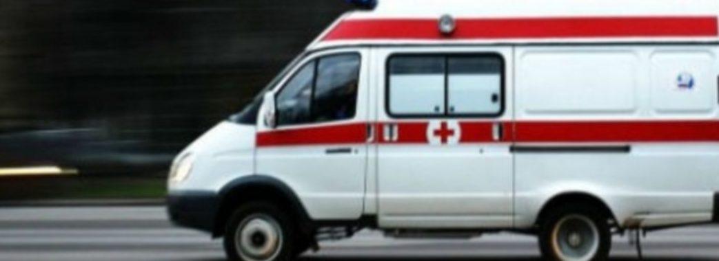 Впав з висоти на бруківку: на Пустомитівщині під час роботи загинув електрозварник
