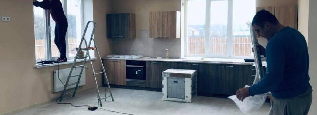 На Яворівщині добудовують перший малий груповий будинок на Заході України