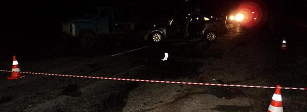 19-річний самбірчанин спричинив на Мостищині смертельну аварію