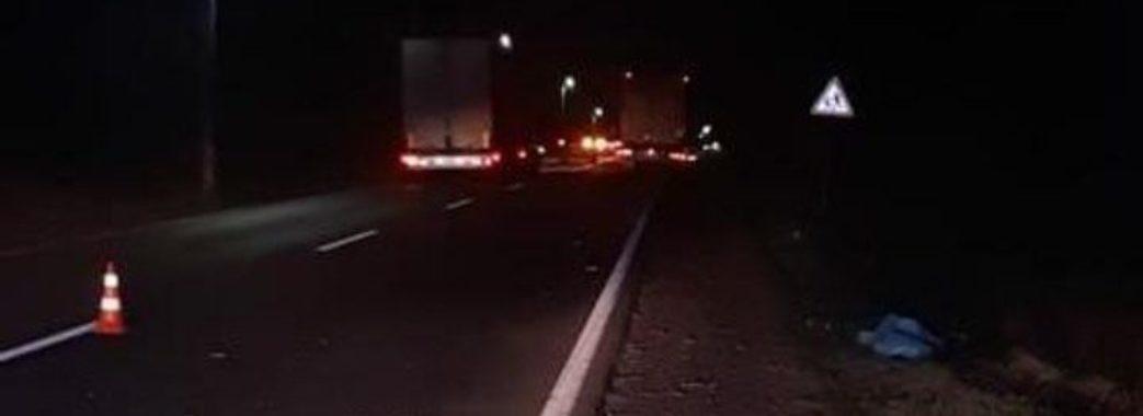 На Сокальщині під колесами вантажівки на білоруських номерах загинув працівник шахти
