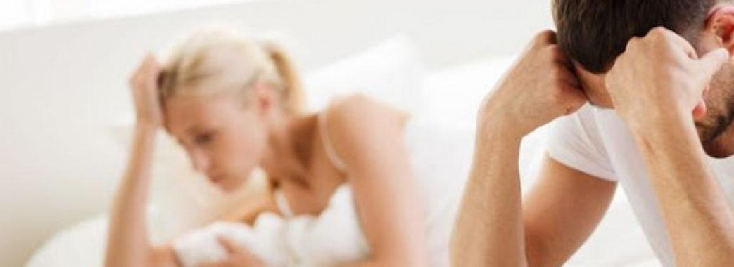 У деяких чоловіків після COVID-19 може бути імпотенція