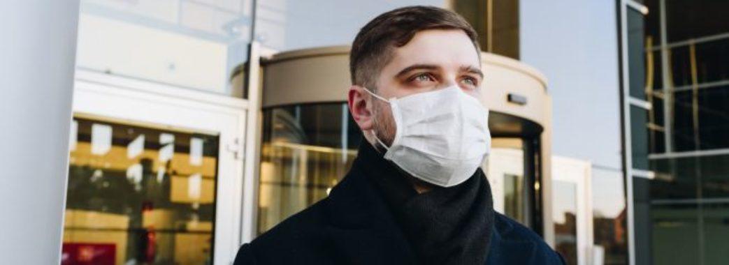 Бізнес зможуть штрафувати за клієнтів без масок із сьогоднішнього дня