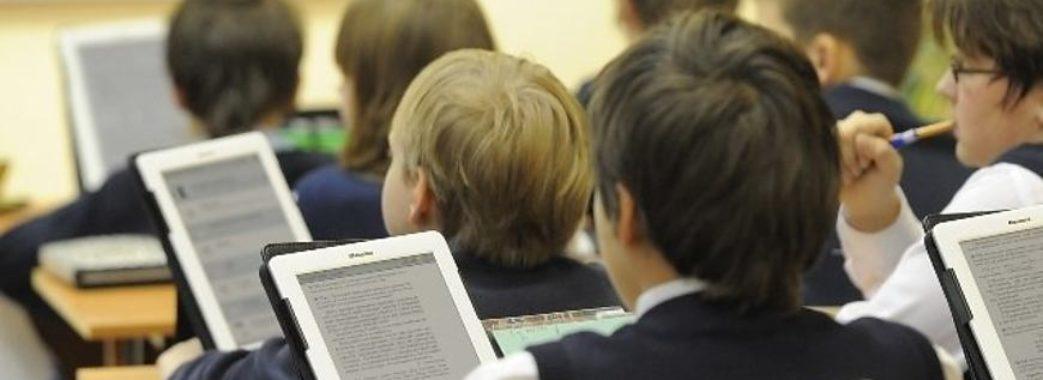 В українських школах запустили електронні щоденники та журнали