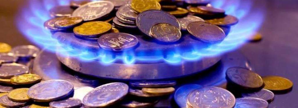 Суми в платіжках за газ знизяться до 800 гривень, але з лютого – депутат