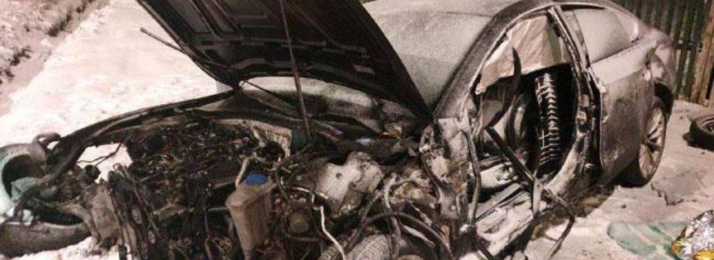 Аварія на Рівненщині забрала життя двох синів священника з Давидова