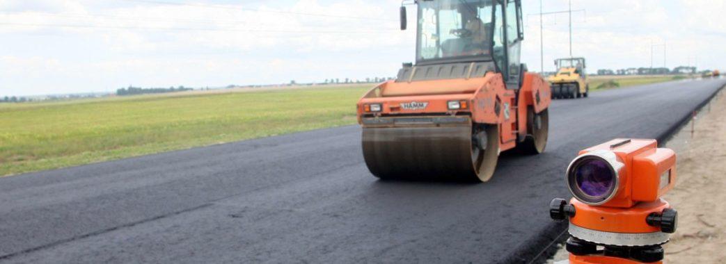 На Львівщині відремонтують дороги до п'яти потенційних пунктів пропуску: перелік