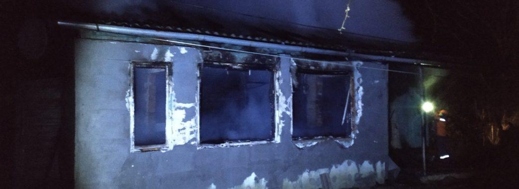 На Самбірщині у пожежі загинув 37-річний чоловік (ФОТО)