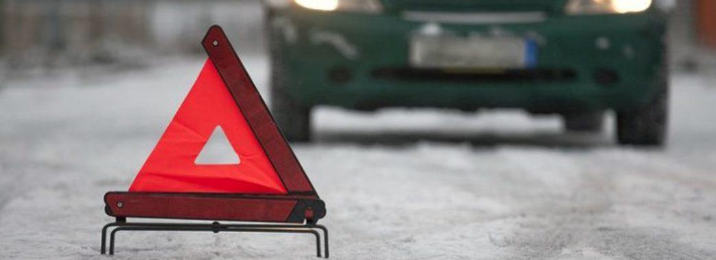 На Самбірщині водійка збила трьох підлітків
