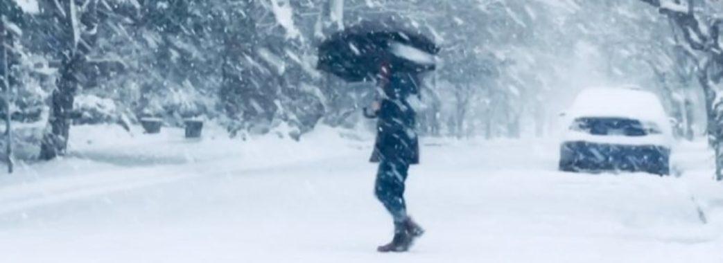 Знову штормове попередження: якої погоди чекати на Львівщині найближчими днями