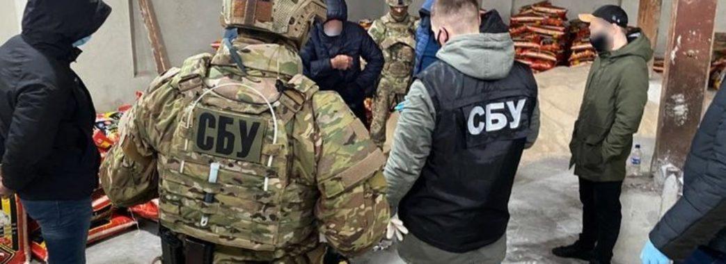 СБУ у Львові вилучила понад тонну героїну: четверо турків потрапили під арешт (Відео)