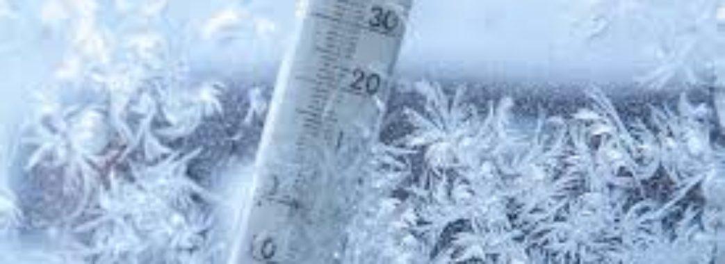Буде справжня зима: синоптики обіцяють до -25