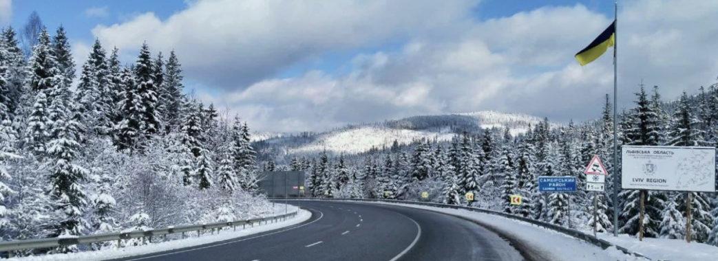 Сильна ожеледиця та сніг: куди дзвонити, якщо потрібна допомога на дорозі