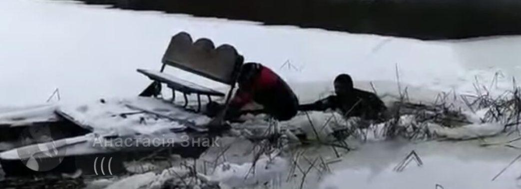 Провалився під кригу: в озері на Яворівщині знайшли тіло 25-річного відпочивальника
