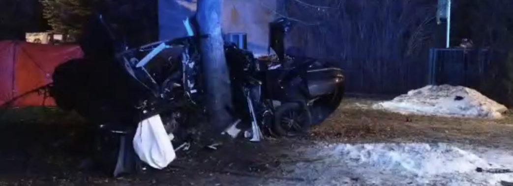 У Польщі в аварії вночі загинули двоє молодих українців