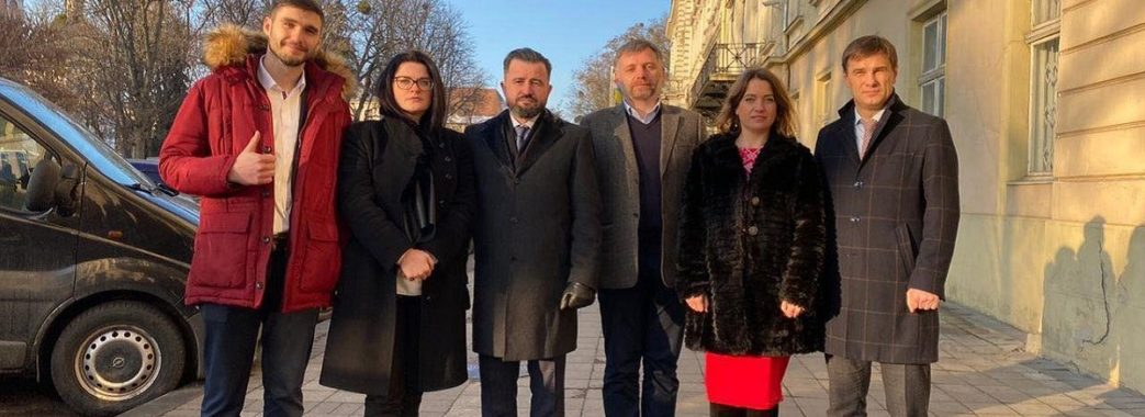 Вперше на Львівщині партія відкликатиме своїх депутатів з обласної ради
