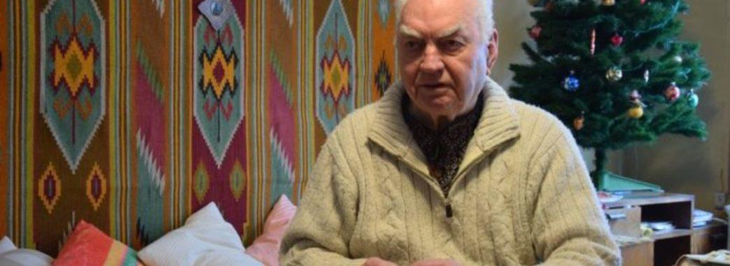 «Невиправний оптиміст та енерджайзер»: помер громадський діяч та політв'язень Степан Горечий