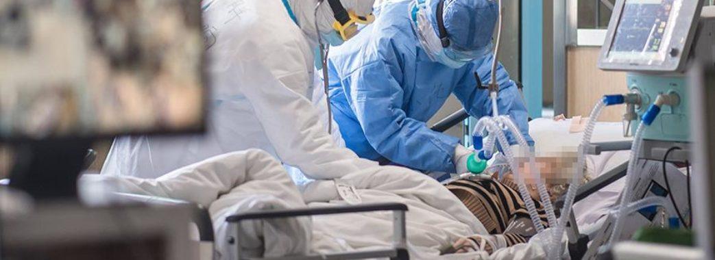На Львівщині через коронавірус у реанімаціях опинилося більше сотні людей: добова статистика