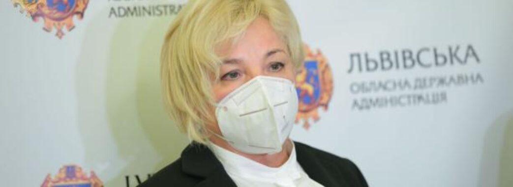 «На Львівщині швидко поширюється британський штам коронавірусу», – обласна пульмонологиня