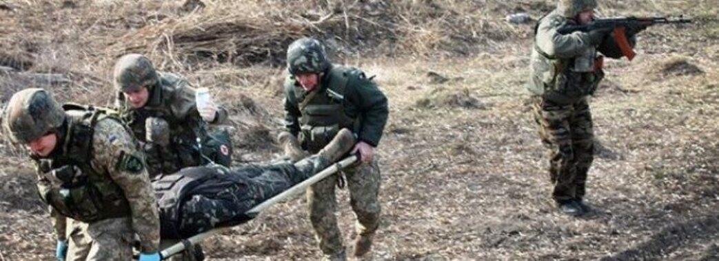 На Донбасі загинуло четверо українських військових