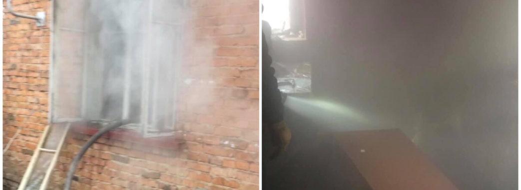 У пожежі поблизу Новояворівська загинув 32-річний чоловік