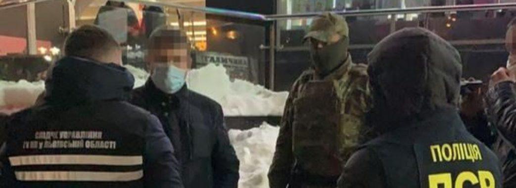Хабарника із Львівської ОДА звільнили з-під варти
