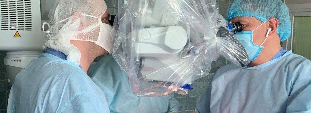 Операція тривала майже 10 годин: львівські хірурги в 4-річного пацієнта видалили небезпечну пухлину