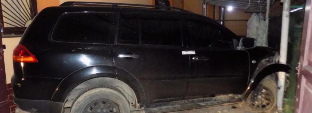 Мешканець Самбірщини на краденому авто втрапив у аварію