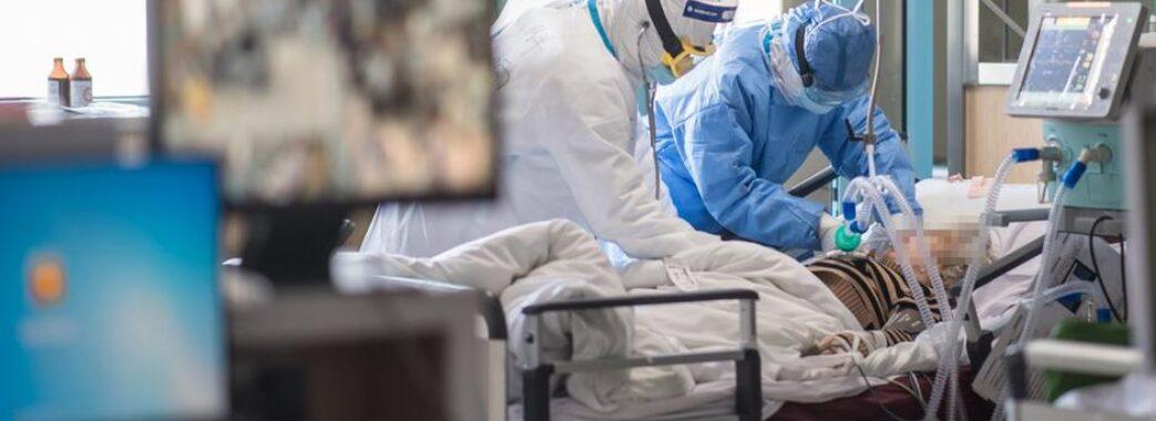 Кожен другий новий інфікований потребував госпіталізації: COVID-19 на Львівщині цієї доби