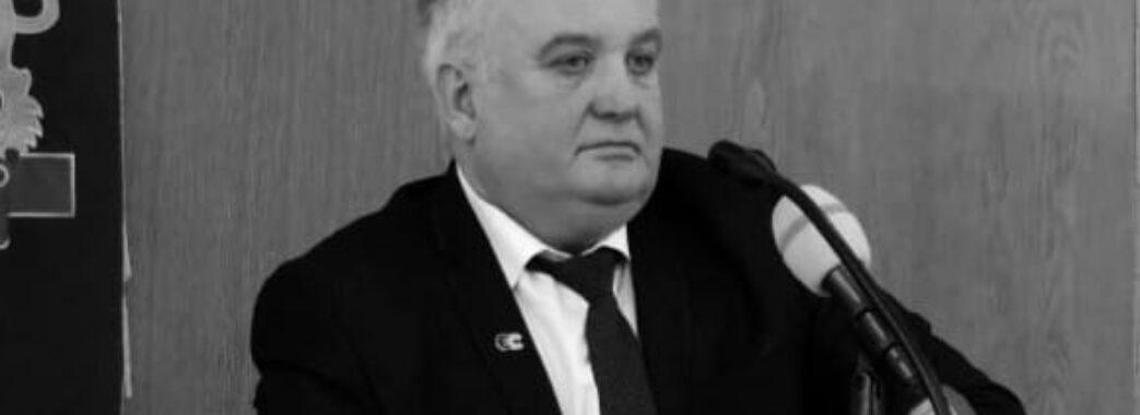 Мав тільки 57 років: помер голова Золочівської райради