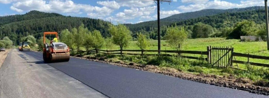 Ремонт дороги Стрілки-Мшанець можуть завершити вже цього року