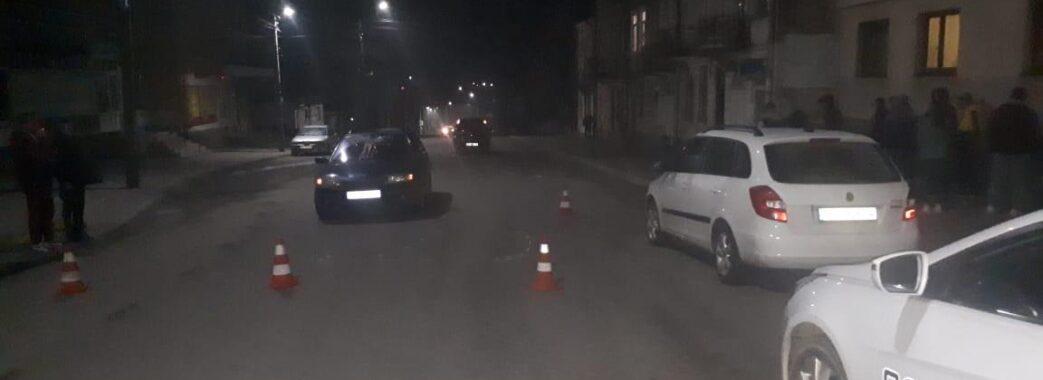 Мешканця Перемишлян збили два автомобілі