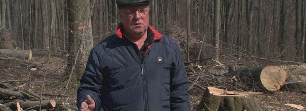 Громадський активіст заявив про погрозу фізичної розправи від лісників