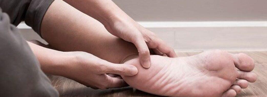 П'яткову шпору лікують ударно-хвильовою терапією