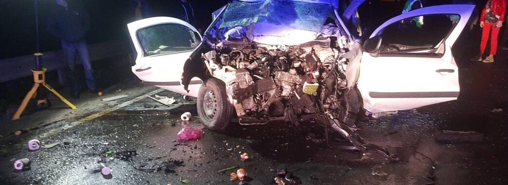 У нічній аварії на Стрийщині загинуло двоє людей із Червонограда