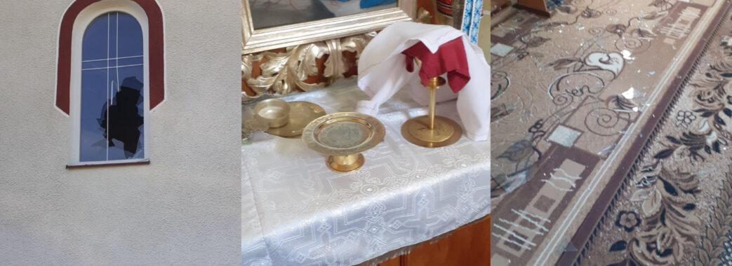 На Самбірщині у світлий тиждень пограбували церкву