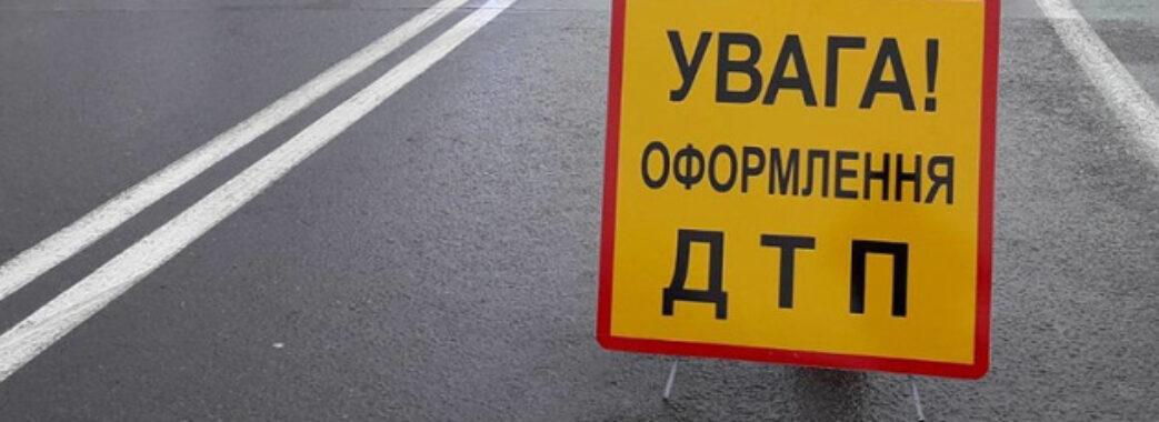 На Стрийщині водійка іномарки під час паркування наїхала на 5-річну дитину