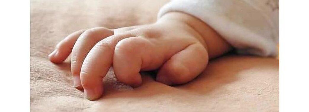 Однорічній Анні-Марії, яка народилася без очей, потрібні кошти на шість операцій