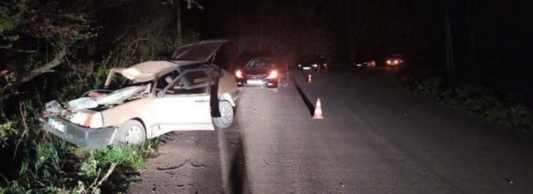 Водій був під наркотиками: на Перемишлянщині в аварії загинула молода жінка