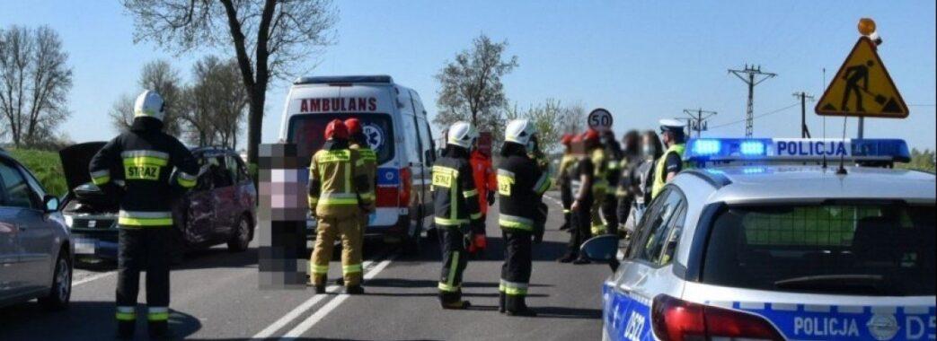 У Польщі в аварії загинув 9-річний українець
