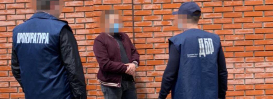 «Обіцяли вплинути на прокурора»: львівських поліцейських затримали на хабарі