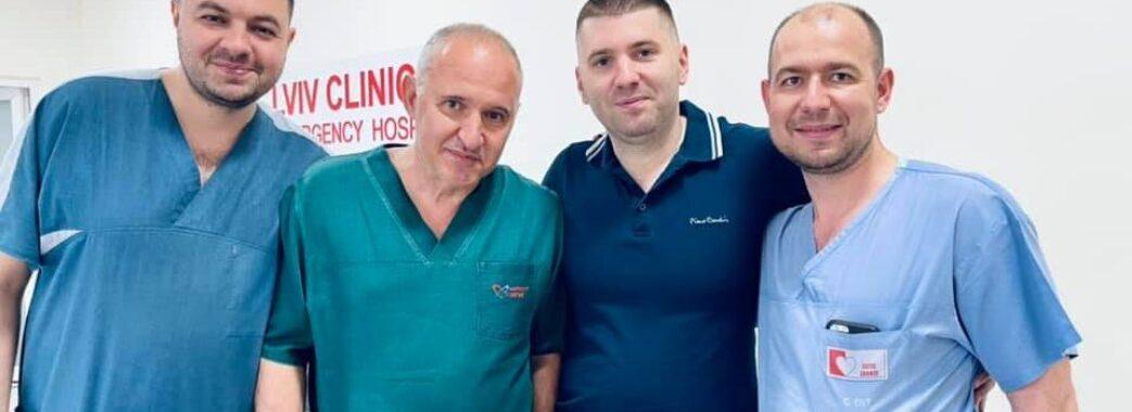 Після смерті врятував три життя: від 32-річного донора з Львівщини медики пересадили серце та нирки