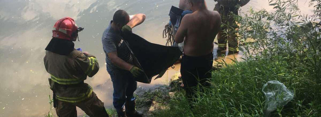 Тіло шукали три дні: у Дністрі втопився рибалка