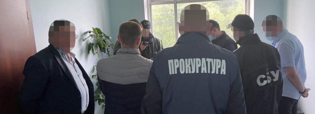 Посадовця «Нафтогазу» з Новояворівська затримали на понад мільйонному хабарі